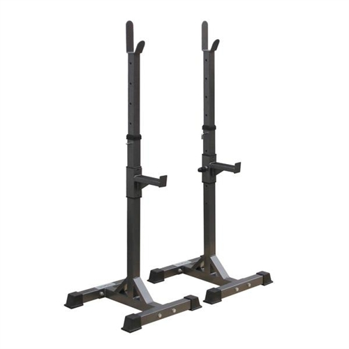 mounted racks equipment rack squat southside strength foldable fitness stands folded lightbox wall