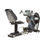 HCI Fitness PhysioStep PRO Recummbent Stepper Cross Trainer, Blue