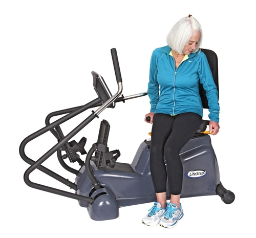 Nustep Scifit Stepone Stepper Climber Recumbent Stepper