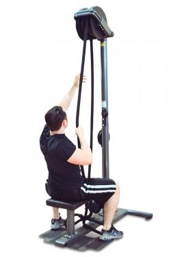 Rope Exercise Ropeclimber Endlessrope Ropeflex