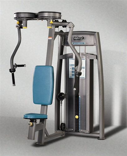 Gymnastics Equipment In Canada: Impact Triumph Series TH9910G Pec Deck / Rear Delt