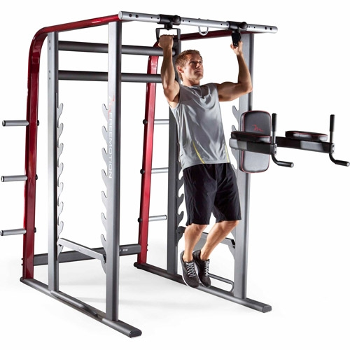 Weider pro 500l powercage for Posters para gimnasios