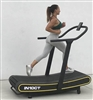IN10CT  Commercial non motorized Treadmill