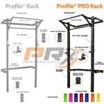 PRO Rack with Kipping Bar