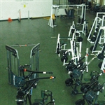 ProGym, Rubber Gym Floor Full Color Professional Quality