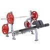 Steelflex Decline Olympic Weight Bench - Commercial Grade