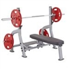 Steelflex Flat Olympic Weight Bench - Commercial Grade