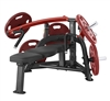Steelflex Plate Loaded Bench Press - Commercial Grade