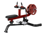 Steelflex Plate Loaded Seated Calf Raise - Commercial Grade