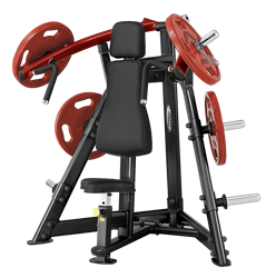 Steelflex Plate Loaded Shoulder Press - Commercial Grade