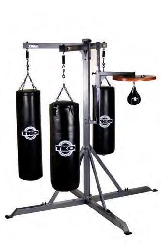 Tko Functional Trainer Benches Boxing Precor Cybex
