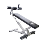 TKO ADJUSTABLE AB CRUNCH BENCH