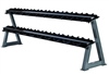 Two Tier Dumbbell Rack - FM8843M