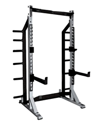 York Half Rack (White) Item #54009